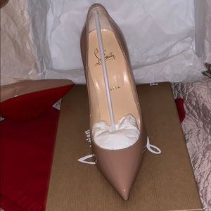 NEW IN THE BOX NUDE CHRISTIAN LOUBOUTIN